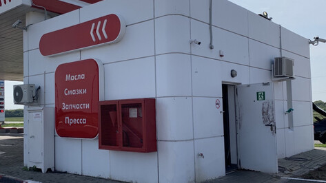 С места убийства сотрудницы АЗС под Воронежем пропали записи камер видеонаблюдения