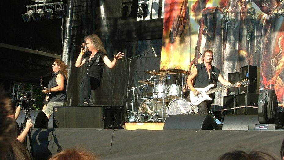 В Воронеже выступят «Grave Digger» - монстры тяжелого рока