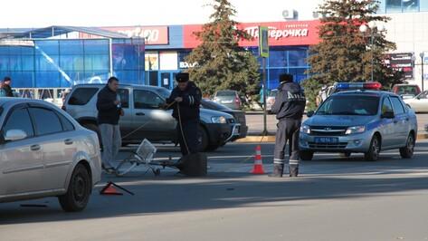 В Воронежской области иномарка сбила 72-летнюю велосипедистку