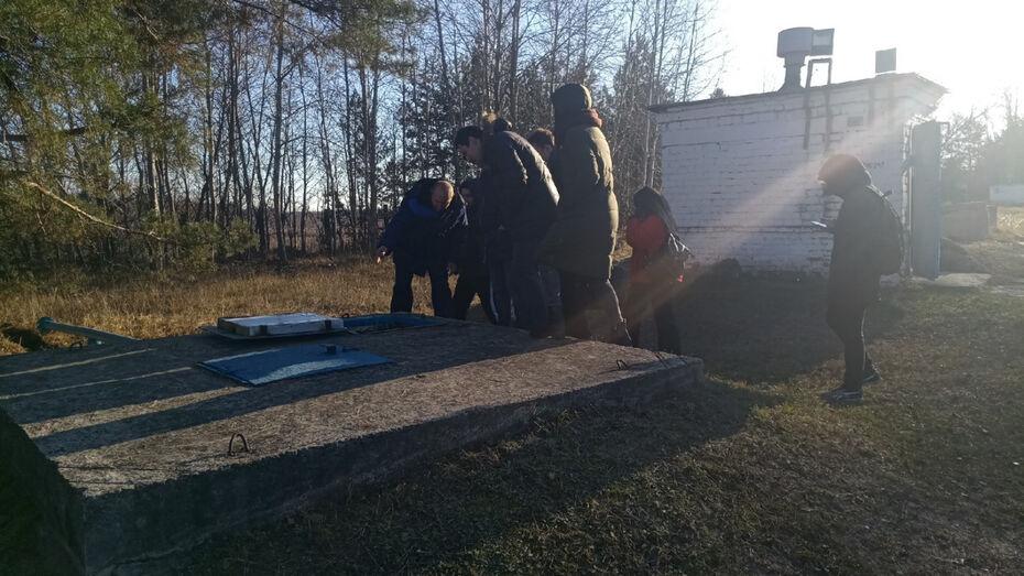 Студенты убедились в надежности системы водоподготовки «РВК-Воронеж»