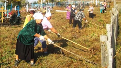 В Репьевском районе 5 ТОСам выделят гранты на благоустройство