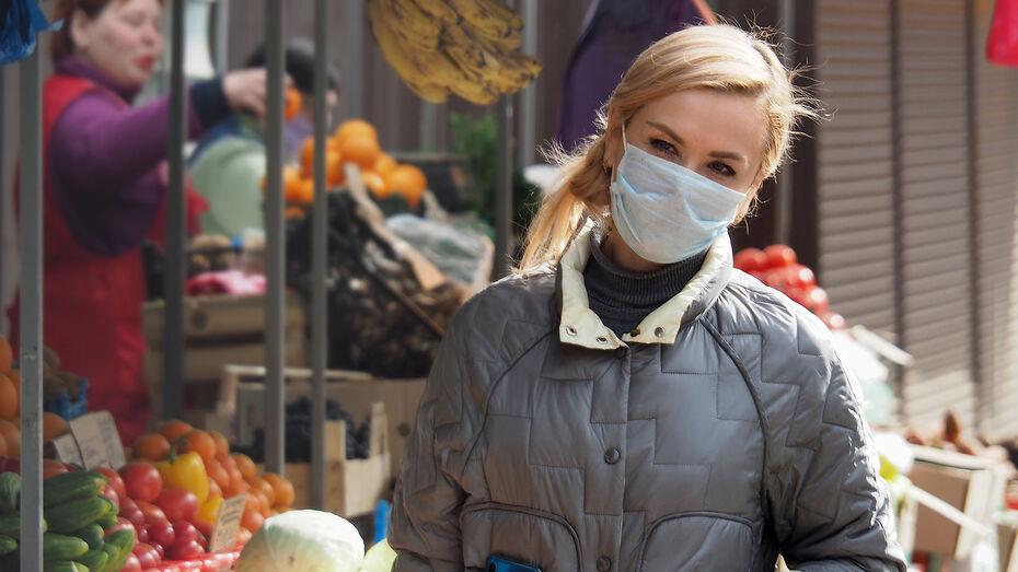 Власти Воронежской области напомнили о связанных с коронавирусом рекомендациях