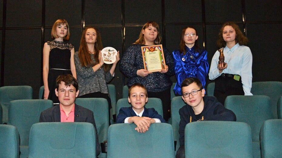В Лисках выбрали победителя кинофестиваля «Золотой Лис»