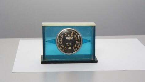 Воронежские таможенники нашли в багаже пассажира радиоактивный термометр