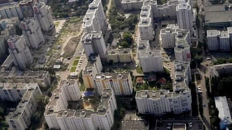 Власти Воронежа выставили на торги участок под застройку в Левобережном районе