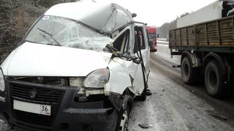 Дорожники оповестили о неблагоприятных метеоусловиях на трассах Воронежской области