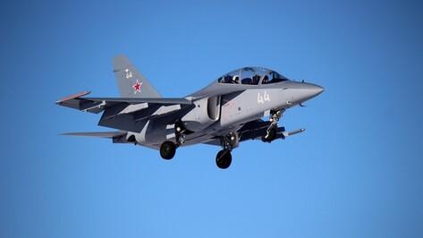 В Астраханской области при падении самолета Як-130 погиб пилот Борисоглебской учебно-авиационной базы