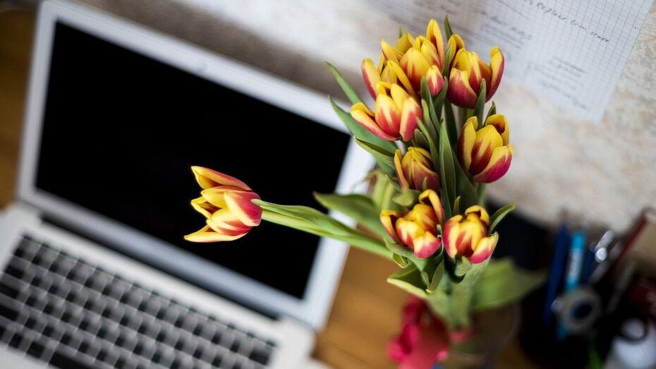 Жителям Аннинского района предложили поздравить родных с Днем матери онлайн