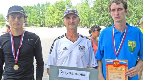 Бутурлиновские спортсмены стали победителями студенческого чемпионата ЦФО по пляжному волейболу