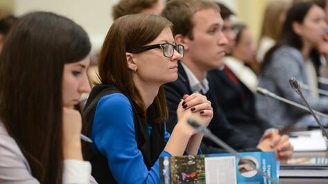 Платформа возможностей. Молодежное правительство Воронежской области наберет новый состав