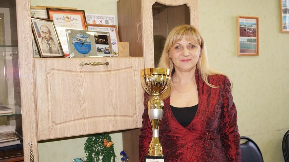 Хохольский район победил в конкурсе на лучшую организацию работы по развитию спорта