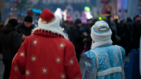 Власти Воронежа могут продлить работу площади Ленина в новогоднюю ночь