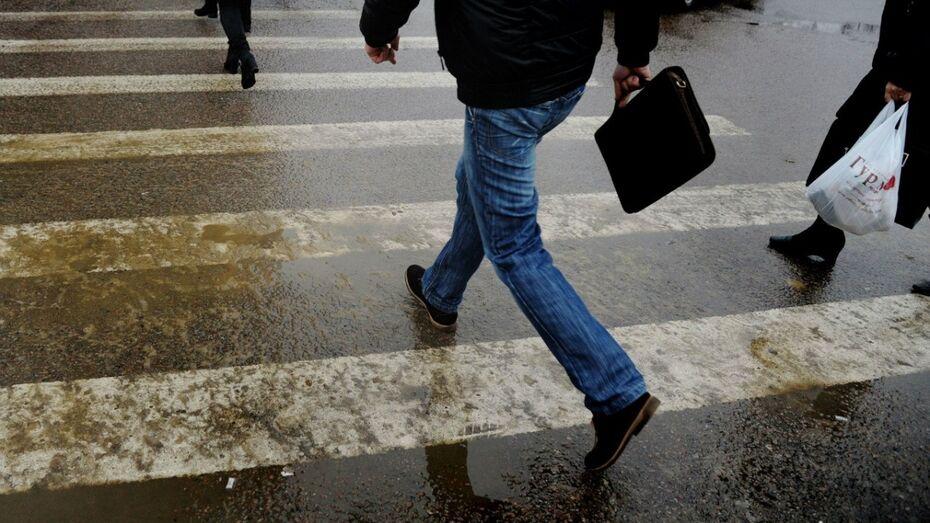 В Воронеже сбивший пожилую пару пенсионер предстанет перед судом