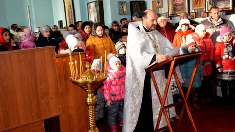 Рождественскую елку в Каширском посетили 173 ребенка