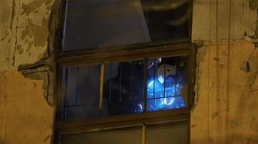 МЧС: в Воронеже на улице Космонавтов горят 3 и 4 этажи
