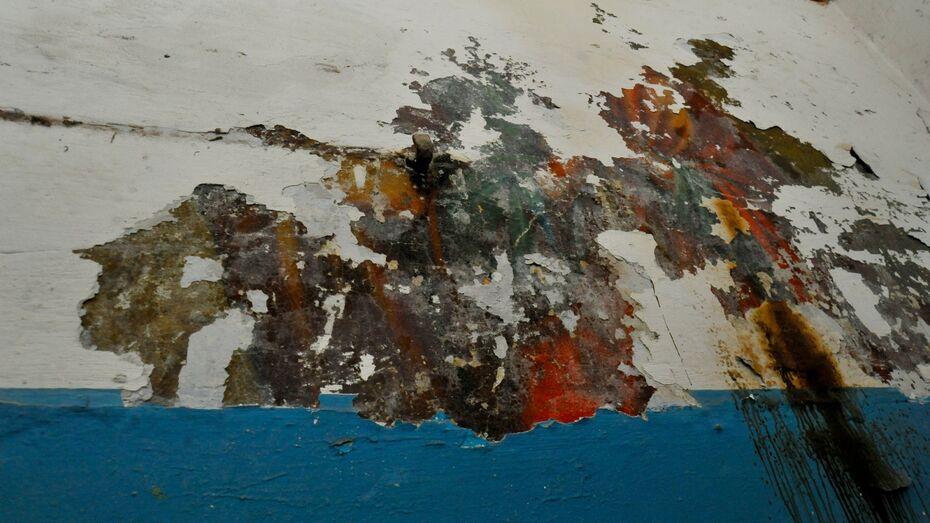 Воронежцы обнаружили старинную фреску в храме Рождества Христова на Придаче