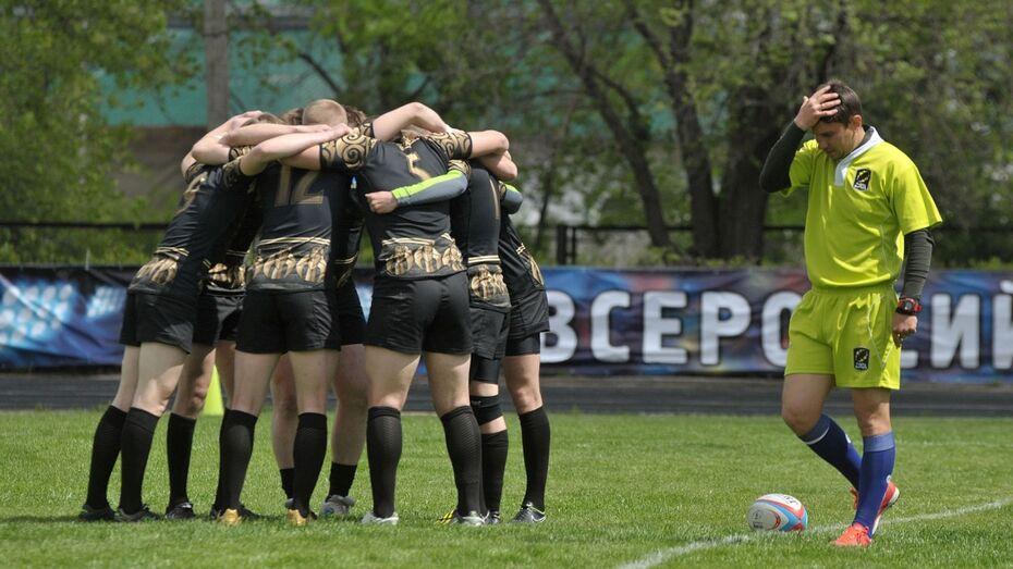 Воронежские регбисты отметят годовщину создания команды турниром