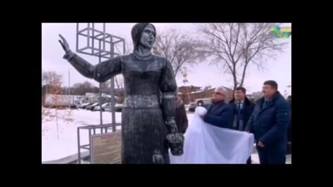 Жуткую скульптуру Аленки в Нововоронеже могут снести
