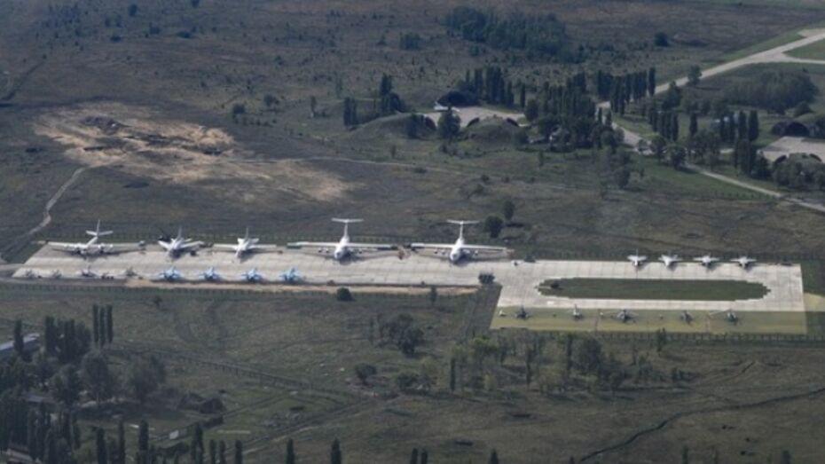 На аэродроме «Балтимор» вновь летают боевые самолеты
