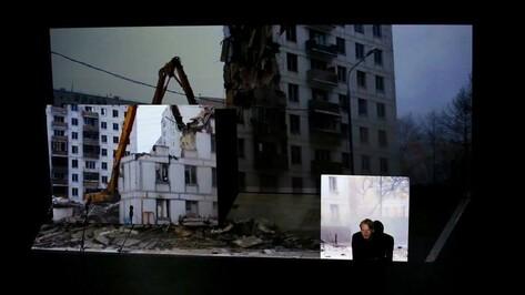 Воронежский камерный театр представил эскиз спектакля «Мамлеев. Иное»