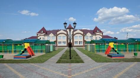 Образовательный центр за 1,2 млрд рублей построят в Воронежской области в 2019 году