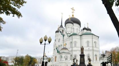 В Воронеж торжественно доставят мощи святого Александра Невского