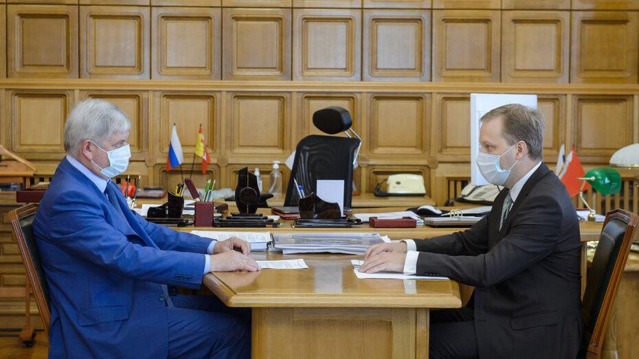 Тарифы на тепло и воду в Воронежской области просчитают до возведения объектов