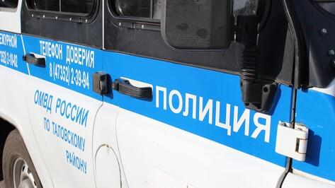Таловские полицейские задержали 19-летнего угонщика