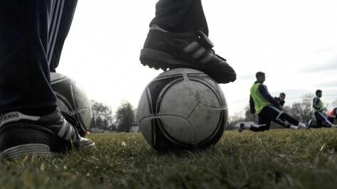 Воронежский «Факел» провел первый двусторонний матч в году