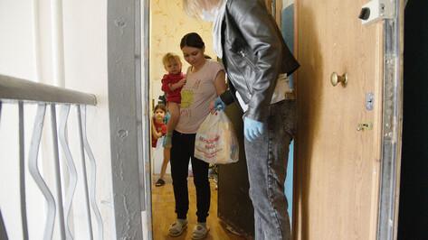 Как воронежские волонтеры помогают бороться с пандемией