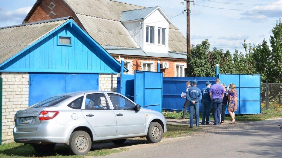 Следователи возбудили дело об убийстве дочери и матери главы села под Воронежем