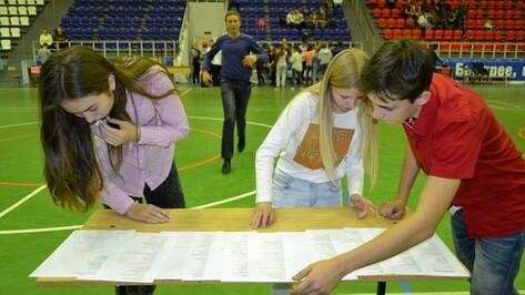 Победившие в спортивно-интеллектуальной эстафете бутурлиновские школьники поедут в Звездный городок
