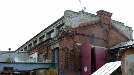 Границы исторического строения железнодорожных мастерских XIX века утвердили в Воронеже
