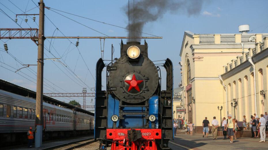Между Воронежем и Рамонью будет курсировать ретропоезд