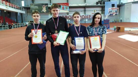 Поворинцы выиграли 4 «золота» на областном первенстве по легкой атлетике