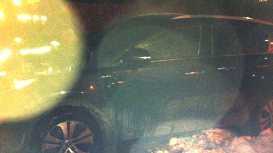 Известному воронежскому журналисту Дмитрию Орищенко и его жене ночью подожгли машины