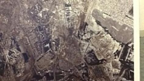 Воронежцы взглянули на столицу Черноземья с высоты 400 километров