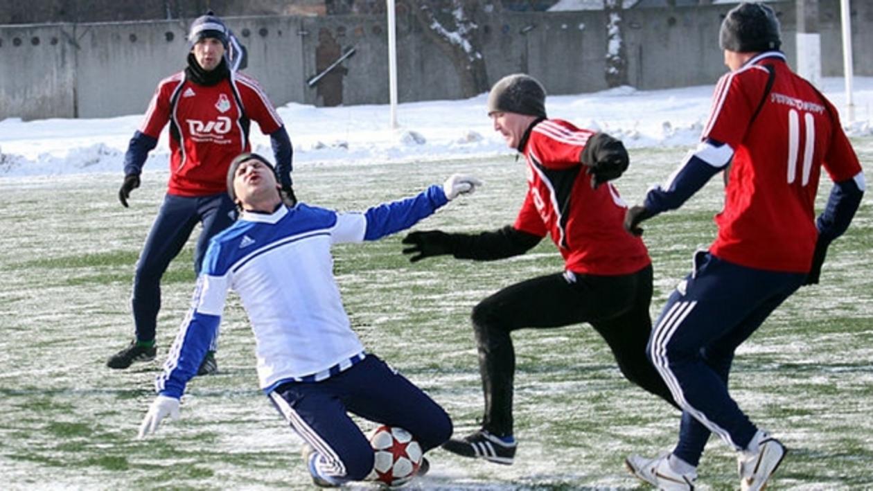 Завершился первый сбор лискинского «Локомотива»