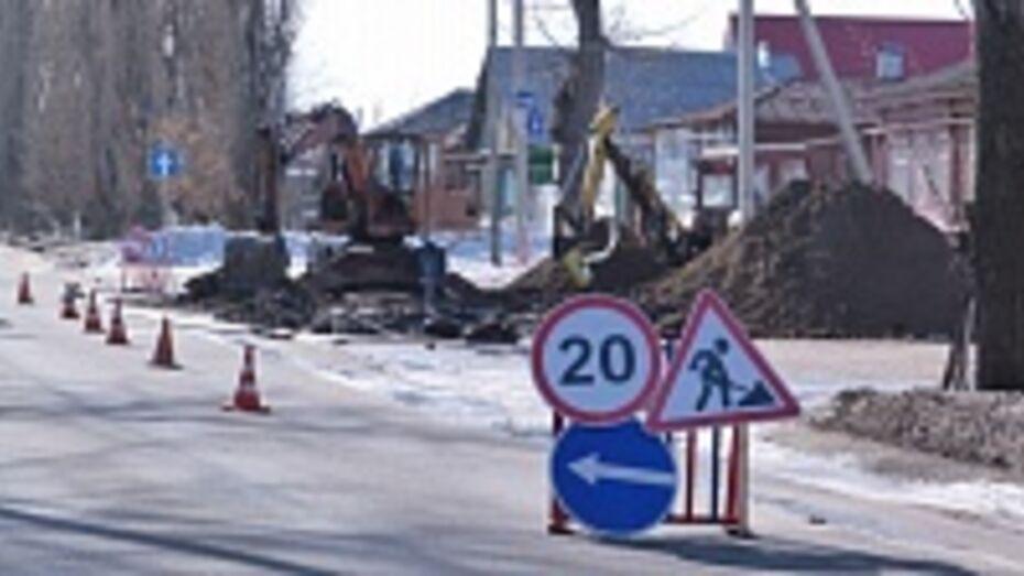 В Борисоглебске из-за прорыва канализации затопило несколько квартир и погреба  на улице Свободы