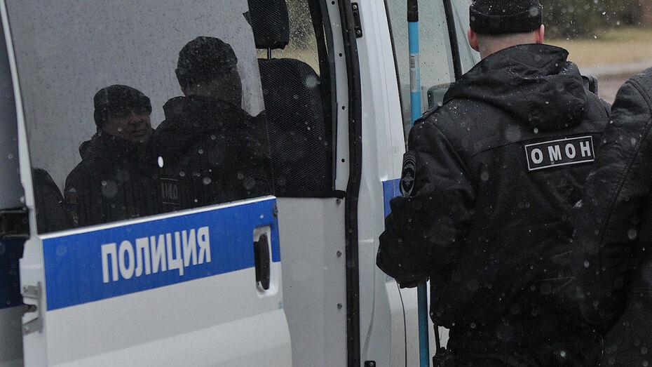 Жителя Воронежской области признали «безвестно отсутствующим» после встречи с 4 полицейскими