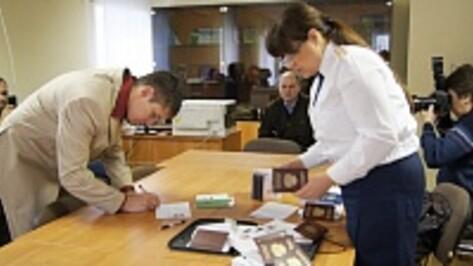 Иностранных граждан посвятили в воронежских россиян