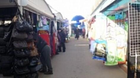 Воронежские рынки пополнят бюджет города на 7 млн рублей в год