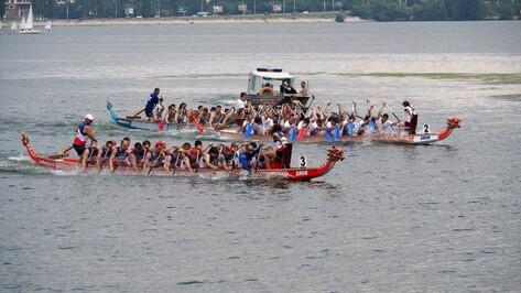 В Воронеже плавание по водохранилищу в День города запретят из-за соревнований по гребле
