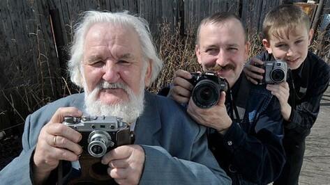 Фотограф из Новохоперского района почти 30 лет дружил с Василием Песковым