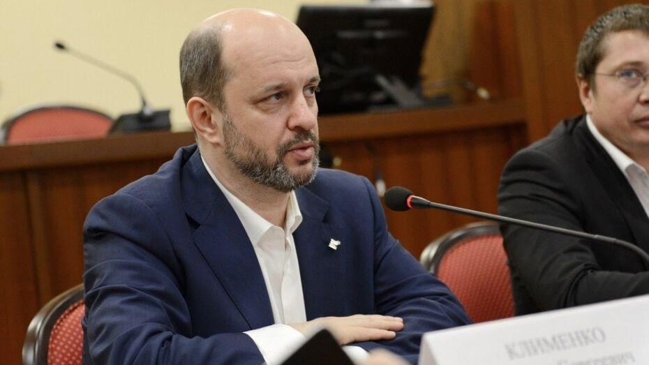 Герман Клименко похвалил воронежские IT-компании за сотрудничество с вузами