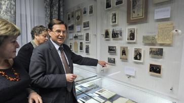 Охотничья сумка и письма. Что подарили будущему музею Бунина в Воронеже