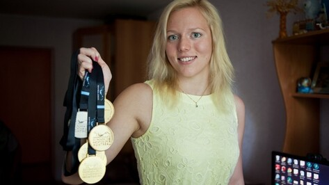 Дарья Стукалова взяла второе «золото» на Чемпионате Европы по плаванию