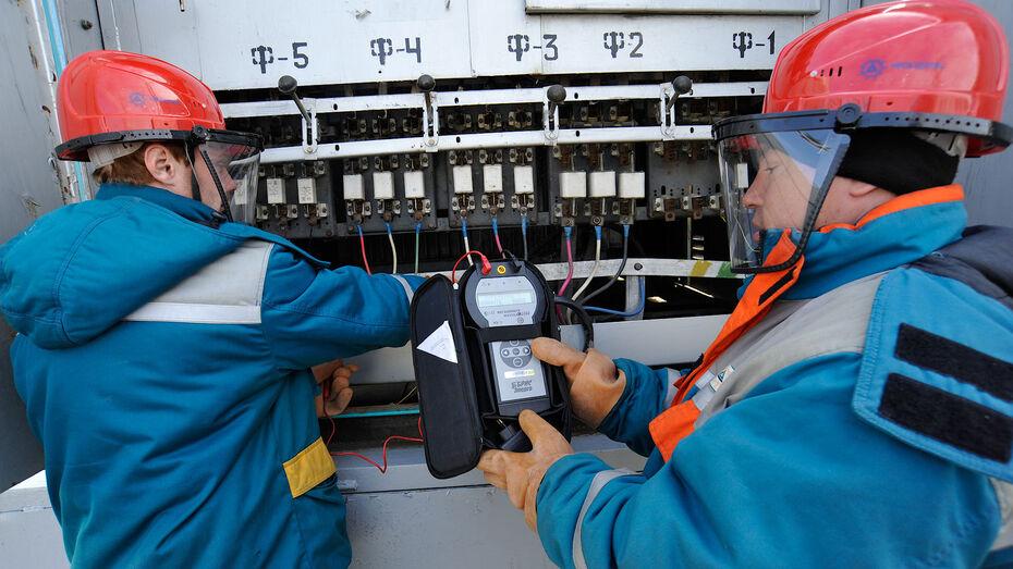 Воронежские электрики извинились за хаотичные отключения света в Северном микрорайоне