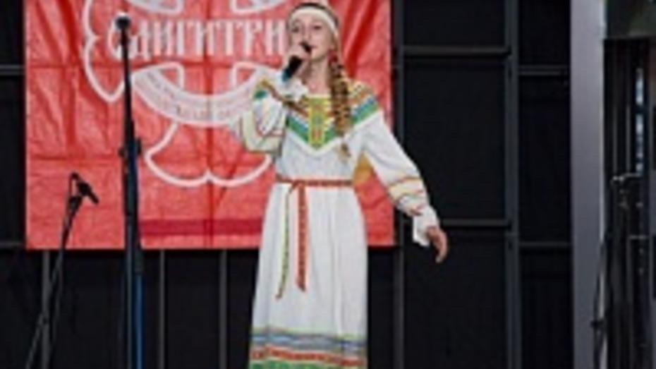 Подгоренская школьница стала победительницей музыкального конкурса в Белоруссии
