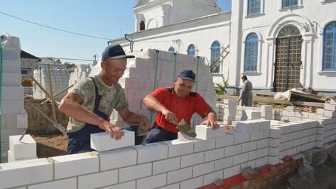 В Калаче построят здание для воскресной школы